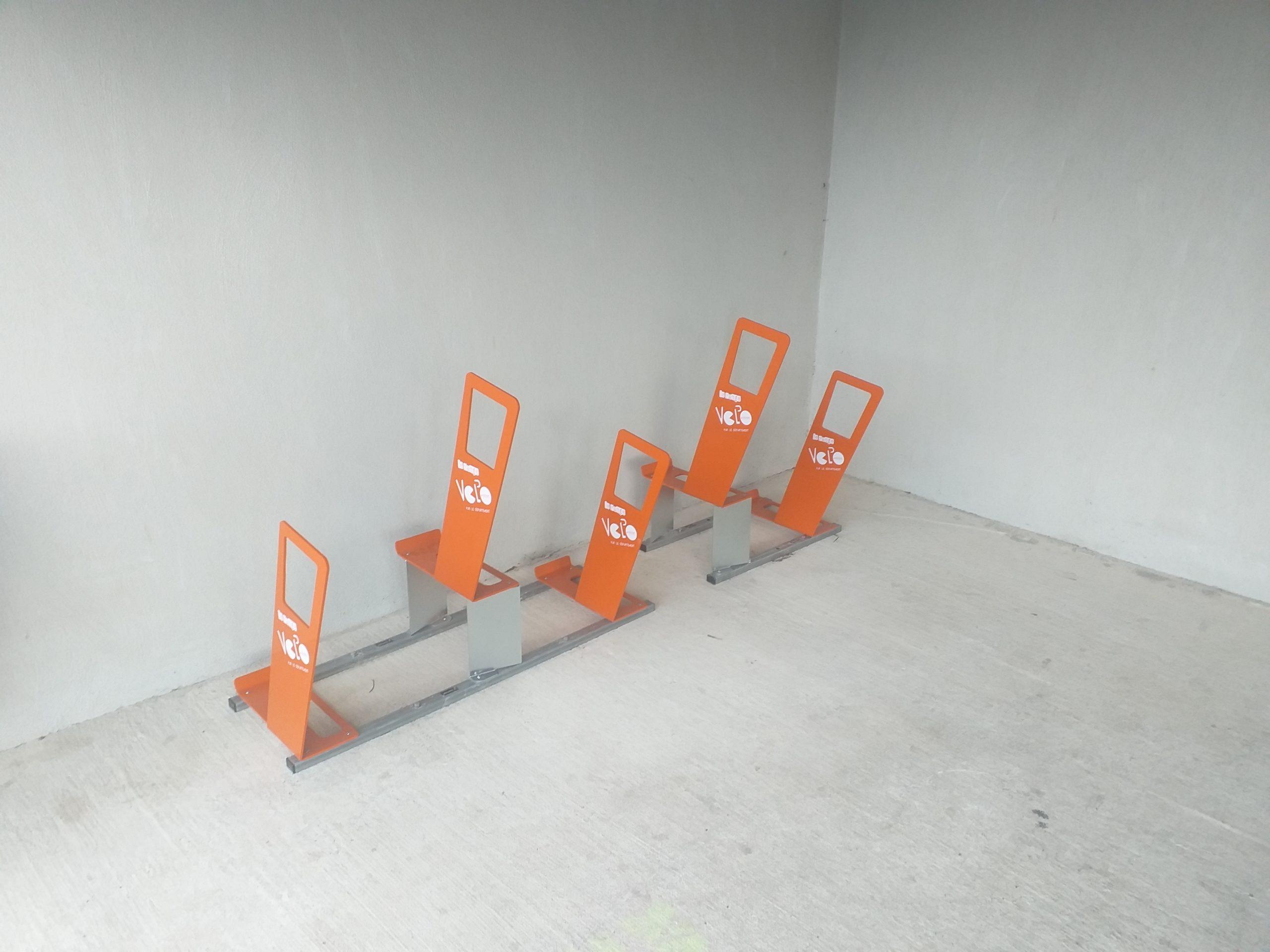 Rack à vélos - Gare routière